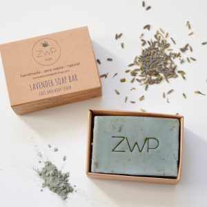 Zero Waste Soap Bar - Lavender