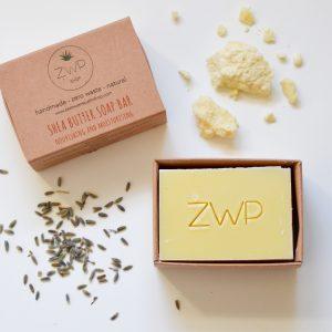 Zero Waste Soap Bar - Shea Butter