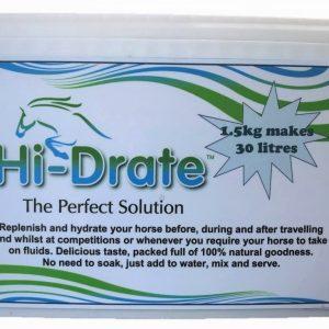 Hi-Drate hydration horses