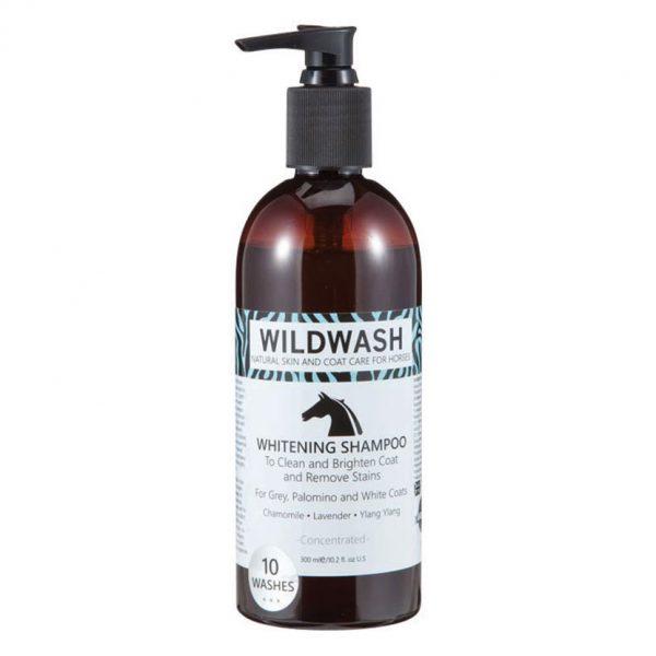 WildWash Whitening shampoo