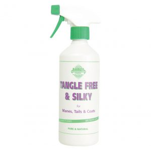 natural conditioner manes tails