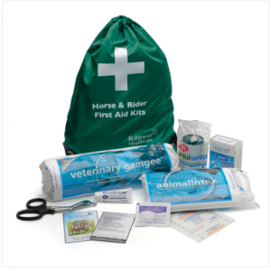 Horse and Rider First aid