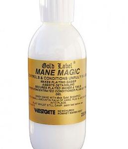 Mane magic
