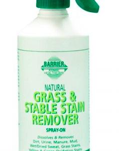 Barrier grass & stable