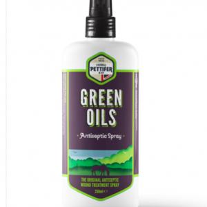 Thomas Pettifer Green Oils Spray